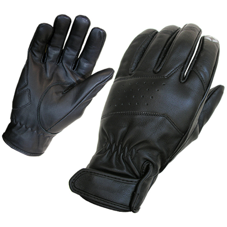 Racing Leather Gloves