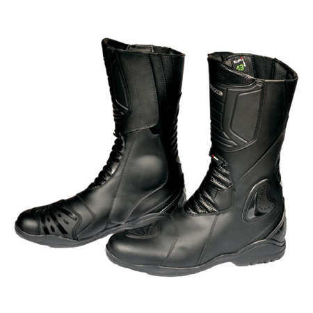 Leather Touring Boots