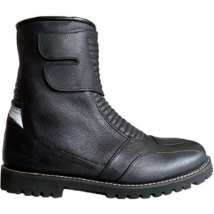 Motorcycle Leather Boots