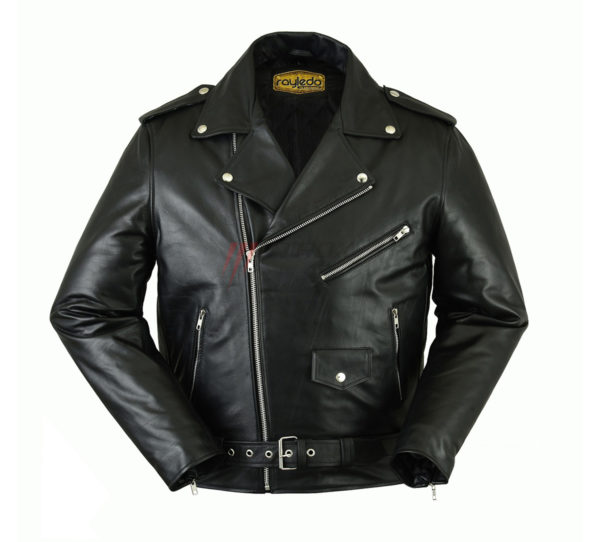 Kid biker Leather Jacket
