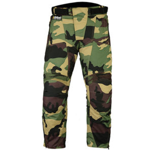 Motorcycle Camo Trouser