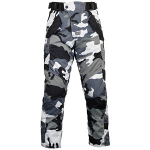 Motorcycle Camo Pants