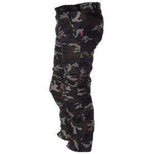 Camouflage Textile Motorcycle Trouser