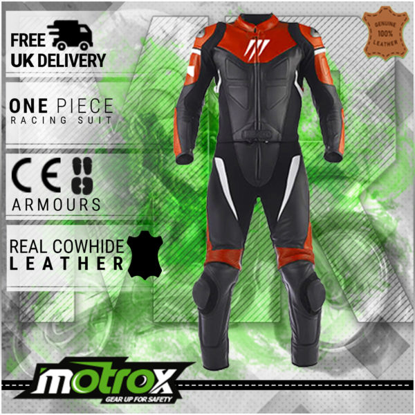Leather Racing Suit For Men Incredible Race Wear 2