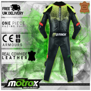 motorcycle leather suit