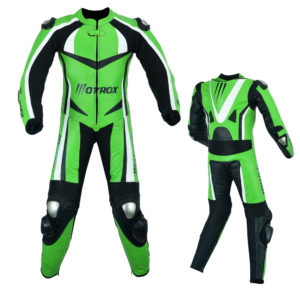 Biker Leather Suit