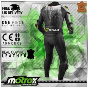 leather racing suit