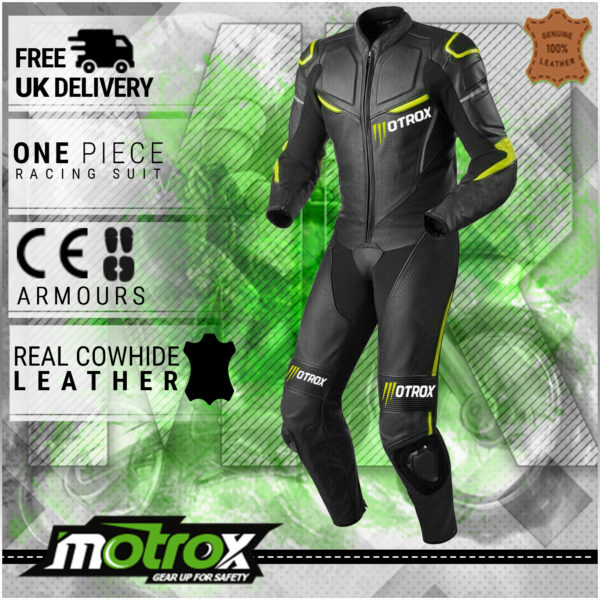 Leather Motorcycle Suit