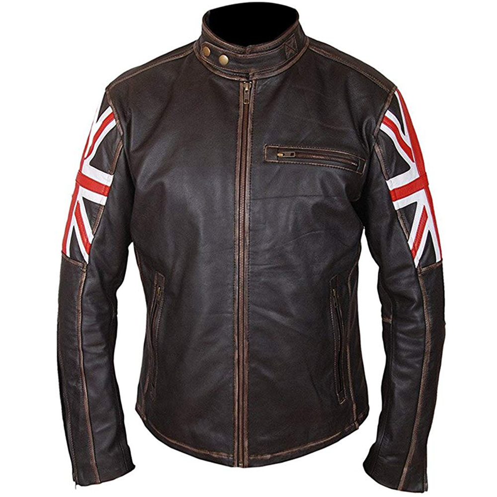 Fashion Leather Jacket