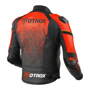 MOTROX JACKET RED BACK