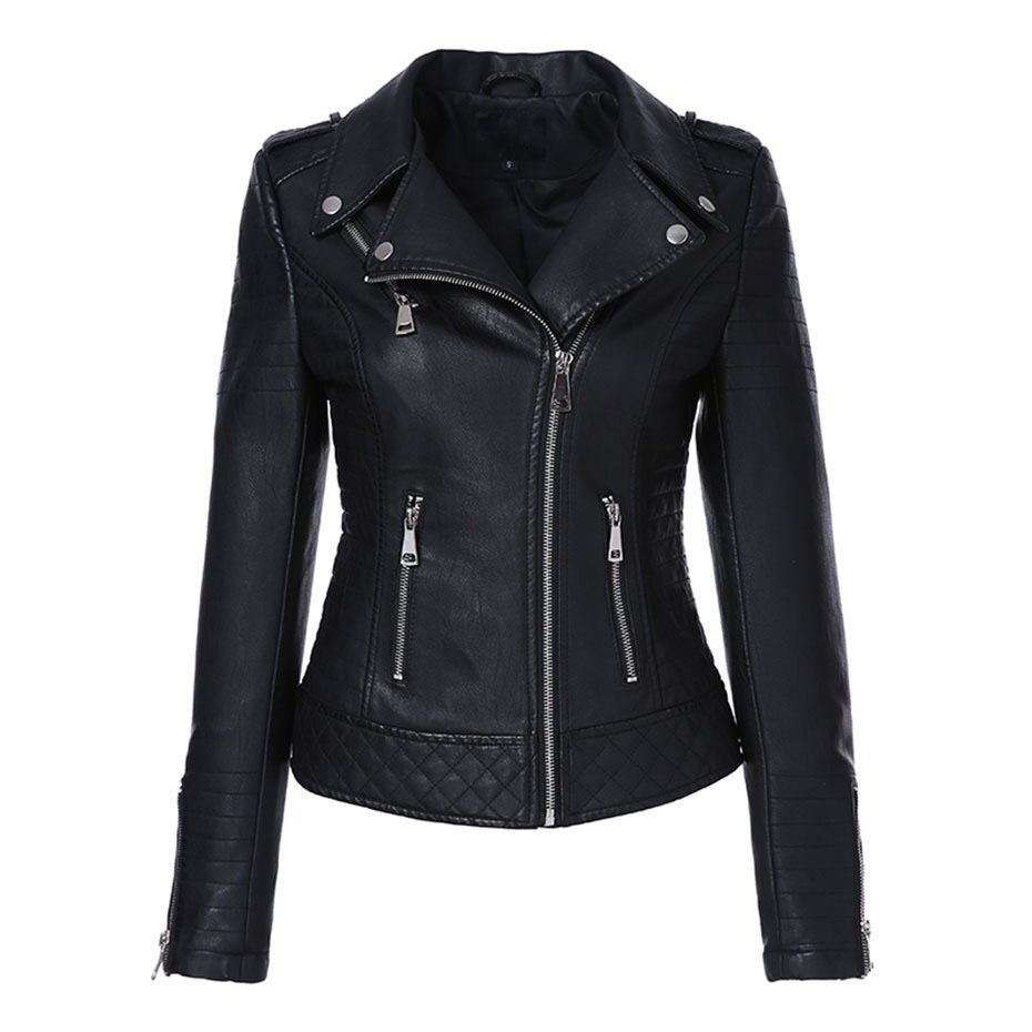 Biker Jacket Ladies