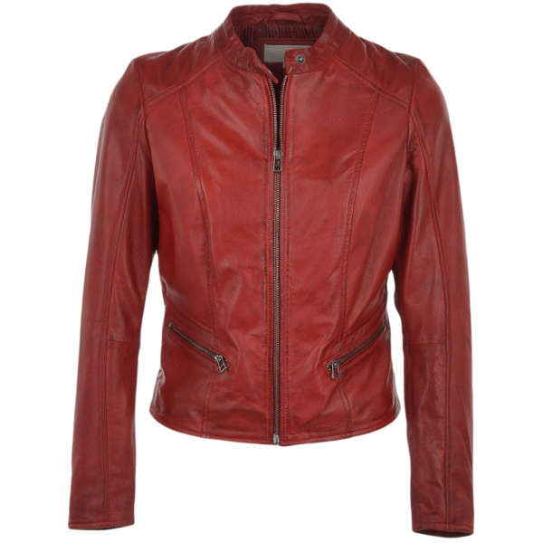 Leather Ladies Jacket
