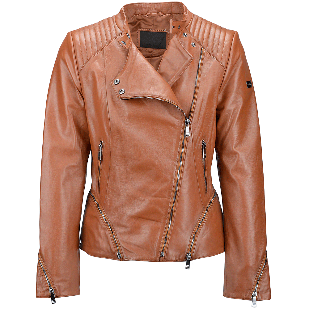 Ladies Jacket Leather