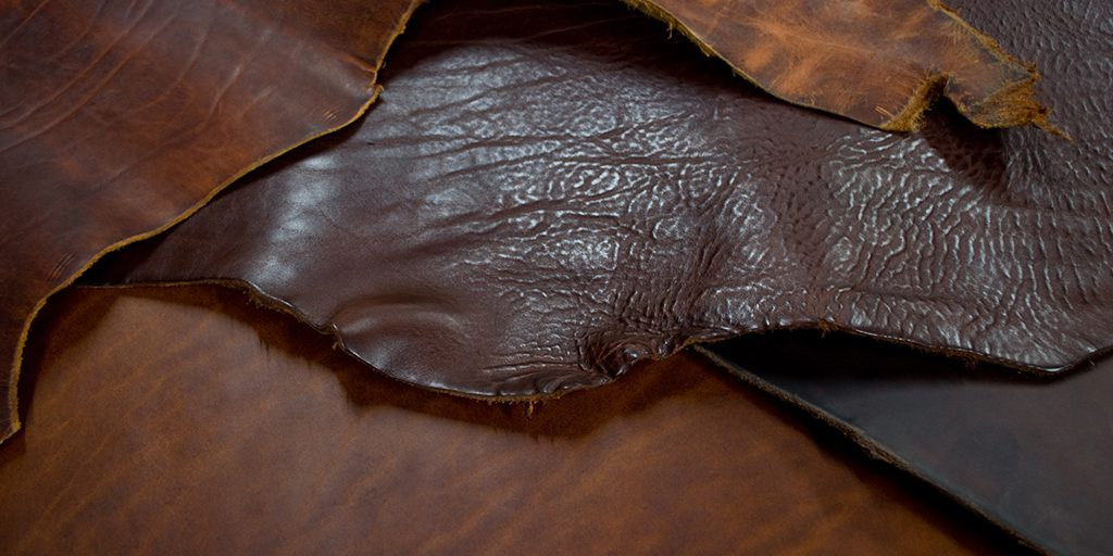 ABOUT LEATHER