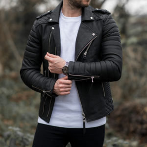 Boda Skin Leather Jacket