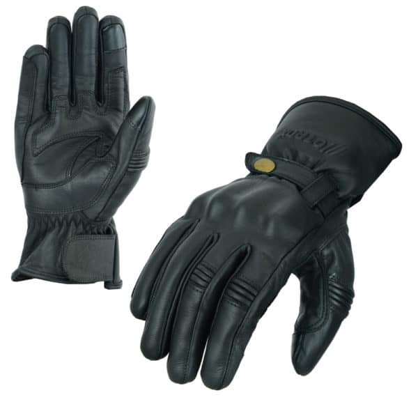 Leather Racing Gloves