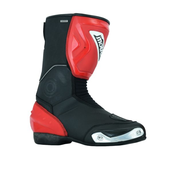 Leather Racing Boots